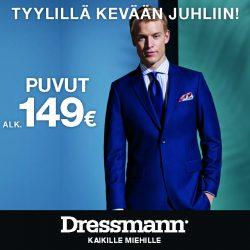 Dressmann Kirkkonummi