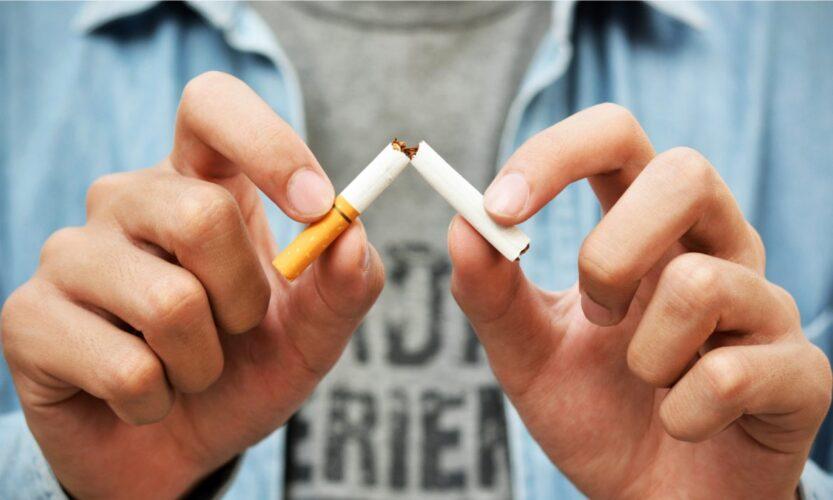 Oletko yhä tupakoitsija - ja haluatko eroon tupakasta